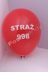 Balony z helem na weselach